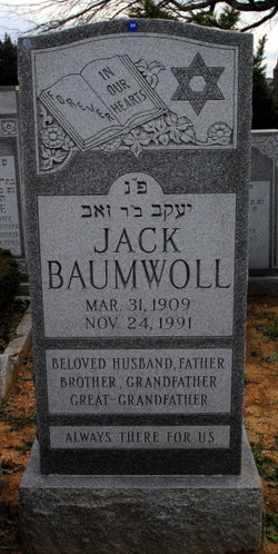 Jack Jacob Baumwoll
