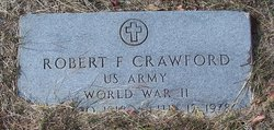 Robert Francis Crawford