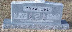 Wesley Udell Crawford