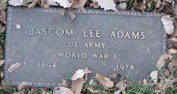 Bascom Lee Adams