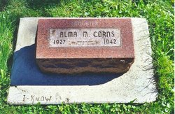 Alma M Corns