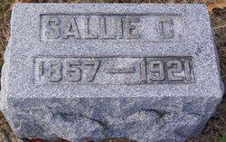 Sallie Crawford <i>Pate</i> Brooks