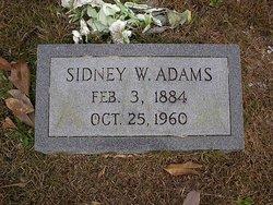 Sidney W. Adams