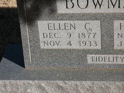 Ellen <i>Morris</i> Bowman