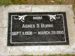 Agnes S. Burke