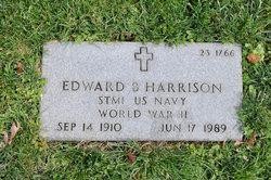 Edward B Harrison