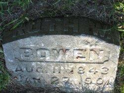 Ruth W. Bowen