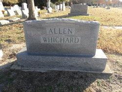 Frances <i>Ward</i> Allen