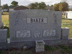 Gladys Rachel <i>Allen</i> Baker