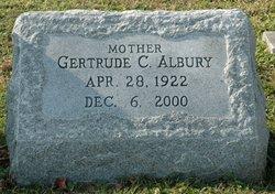 Gertrude Church <i>Swain</i> Albury