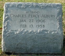 Charles Percy Albury
