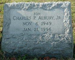 Charles Percy Belly Albury, Jr