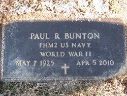 Paul R Bunton