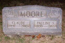 Pauline <i>Sutherlin</i> Moore