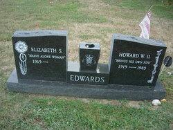 Elizabeth S. Little Feather <i>Pearce</i> Edwards