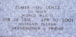 Elmer Lou Lentz