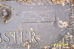Ida May Webster