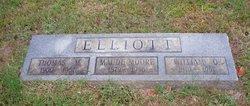 Maude <i>Moore</i> Elliott