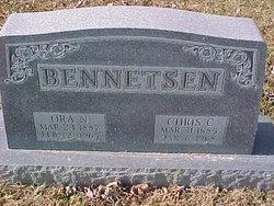 Ora N. <i>Harrison</i> Bennetsen