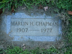 Marlin H Chapman