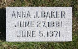 Anna M. <i>Joyce</i> Baker