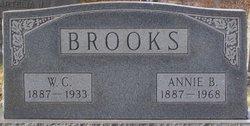 Annie Thomas <i>Bell</i> Brooks