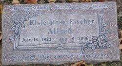 Elsie Rose <i>Fischer</i> Allred