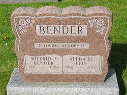 Aleda M. <i>Leis</i> Bender