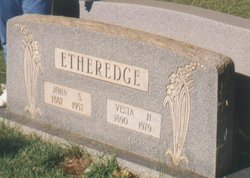 Mrs Vesta Arden <i>Haygood</i> Etheredge