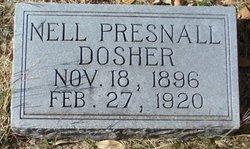 Nell <i>Presnall</i> Dosher
