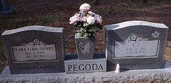 Clara Elma <i>Sandel</i> Pegoda