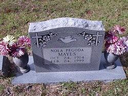 Nola Loretta <i>Pegoda</i> Mayes