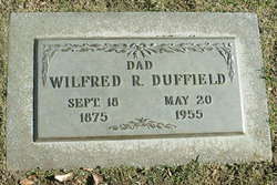 Wilfred R Duffield