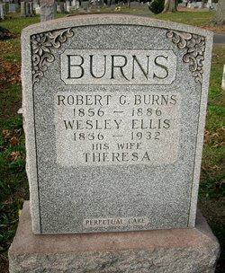 Robert G Burns