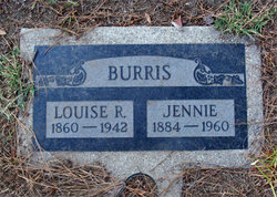 Louise R. <i>Smith</i> Burris