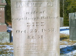 Amity G. Holland