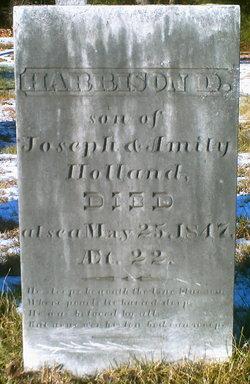 Harrison D. Holland
