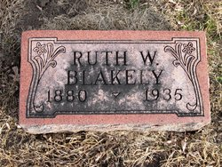 Ruth W Blakely