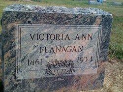 Victoria Ann <i>Davis</i> Flanagan