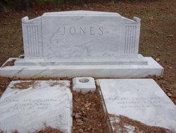 Sallie Roberta <i>Evans</i> Jones