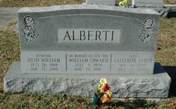 William Edward Alberti