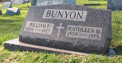Kathleen M Bunyon