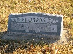 Blanch Laura <i>Jones</i> Edwards
