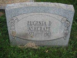 Eugenia Ann <i>Dillinger</i> Ashcraft