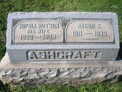 Sophia <i>Hutson</i> Ashcraft