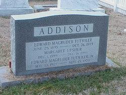 Edward Magruder Tutwilder Addison, Jr