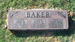 Alvin Elsworth Baker