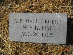 Alphonse H. Droege