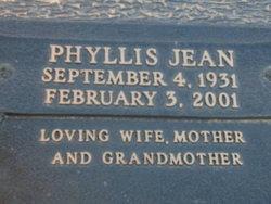 Phyllis Jean <i>Sapp</i> Pitt
