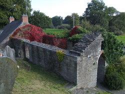 Parish Cemetery Llechryd